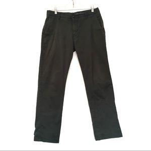 [BILLABONG] 98% Cotton Slim Outsider Pants Size 32